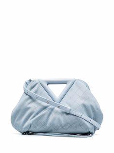 Bottega Veneta сумка The Point с плетением Intrecciato