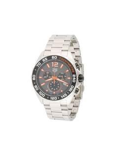 TAG Heuer наручные часы Formula 1 Quartz Chronograph 43 мм