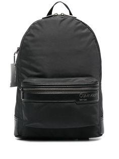 Calvin Klein рюкзак с тисненым логотипом