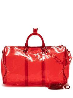 Louis Vuitton сумка Keepall 50 Bandoulière pre-owned ограниченной серии