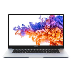 "Ультрабук HONOR MagicBook 15, 15.6"", IPS, AMD Ryzen 7 3700U 2.1ГГц, 16ГБ, 512ГБ SSD, AMD Radeon Rx Vega 10, Windows 10, 53011SXH, серебристый"