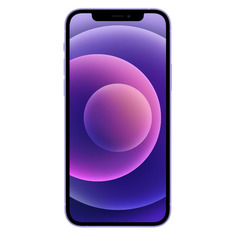Смартфон APPLE iPhone 12 64Gb, MJNM3RU/A, фиолетовый
