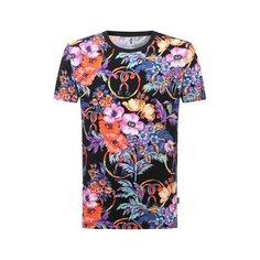Хлопковая футболка Moschino