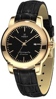 Золотые женские часы в коллекции Celebrity Женские часы Ника 1070.0.3.65A Nika