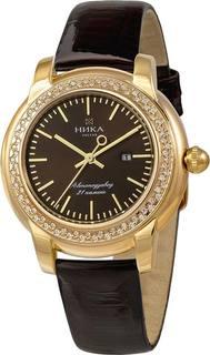 Золотые женские часы в коллекции Celebrity Женские часы Ника 1071.2.3.65A Nika