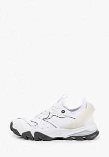 Кроссовки Calvin Klein Jeans CHUNKY SOLE SOCK LACEUP LTH-PU