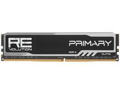 Модуль памяти Qumo ReVolution Primary DDR4 U-DIMM 3600MHz PC4-28800 CL18 - 8GB Q4Rev-8G3600P18Prim