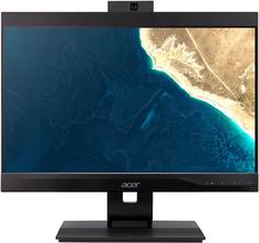 Моноблок Acer Veriton Z4670G DQ.VTRER.00B (черный)