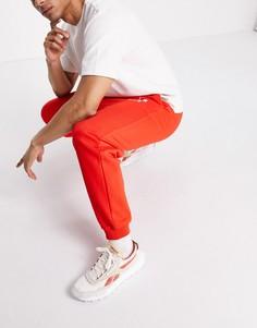 """Красные джоггеры с принтом """"Death Row Records"""" от комплекта ASOS DESIGN-Красный"""