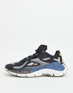 Черные кроссовки Reebok Running Zig Kinetica Concept 1-Черный
