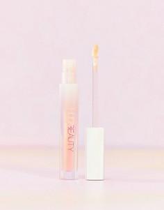 Увлажняющий шелковистый бальзам для губ Huda Beauty - Blush-Розовый цвет