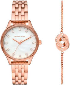 fashion наручные женские часы Michael Kors MK1025. Коллекция Lexington