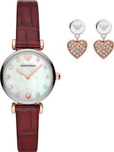 fashion наручные женские часы Emporio armani AR80040. Коллекция Gianni T-Bar