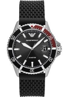 fashion наручные мужские часы Emporio armani AR11341. Коллекция Diver