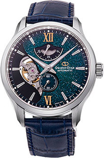 Японские наручные мужские часы Orient RE-AV0B05E. Коллекция Orient Star