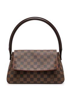 Louis Vuitton сумка-тоут Looping mini 2002-го года