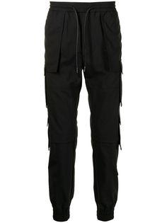 Juun.J спортивные брюки с кулиской