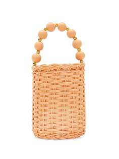 Vanina плетеная мини-сумка
