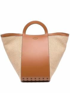 Tods сумка-шопер Gommini Tod'S