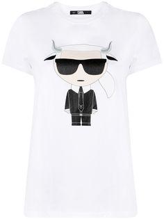 Karl Lagerfeld футболка K/Zodiac Aries