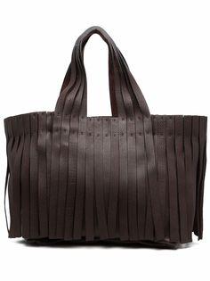 Valentino Garavani сумка-тоут с бахромой