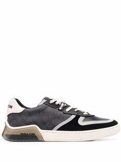Coach кроссовки на шнуровке