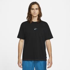Мужская футболка Nike Sportswear Premium Essential - Черный
