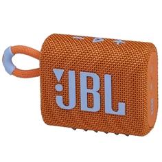 Беспроводная акустика JBL Go 3 Orange (JBLGO3ORG) Go 3 Orange (JBLGO3ORG)