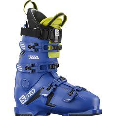 Ботинки горнолыжные Salomon 19-20 S/Pro 130 BFF Race Blue/Black - 27,0/27,5 см