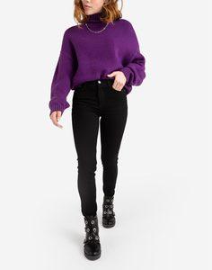 Чёрные джинсы Legging Gloria Jeans