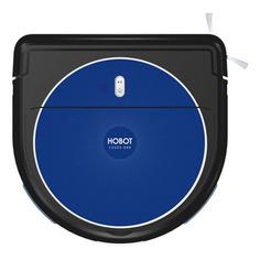 Робот-пылесос HOBOT LEGEE-688, 80Вт, черный/синий