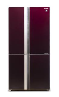 Холодильник Sharp SJ-GX98PRD (красный)