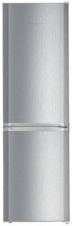 Холодильник Liebherr CUel 3331-21 001 (серебристый)
