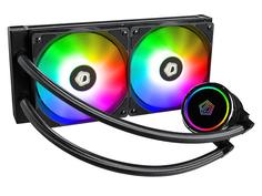 Водяное охлаждение ID-Cooling Cooler ZoomFlow 240XT ARGB (Intel LGA2066/2011/1200/1151/1150/1155/1156 / AMD AM4)