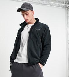 Черная легкая куртка из флиса Columbia Back Bowl – эксклюзивно для ASOS-Черный цвет