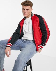Утепленная куртка Tommy Hilfiger Lewis Hamilton-Красный