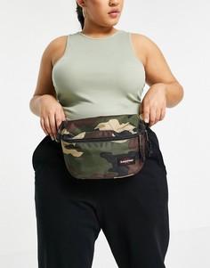 Сумка-кошелек на пояс с камуфляжным принтом Eastpak-Многоцветный