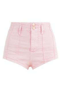 Розовые шорты из денима Deversonsr Isabel Marant