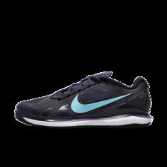 Женские теннисные кроссовки для игры на кортах с твердым покрытием NikeCourt Air Zoom Vapor Pro - Пурпурный
