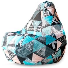 Кресло мешок Dreambag Бритни Style XL 125x85 см