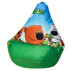 Кресло мешок Dreambag Мимимишки XL 125х85 см