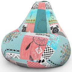 Кресло мешок Dreambag Бетти Ловец снов XL 125x85 см
