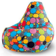 Кресло мешок Dreambag Одри Пузырьки XL 125x85 см