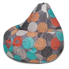 Кресло мешок Dreambag Дженнис Рингс XL 125x85 см