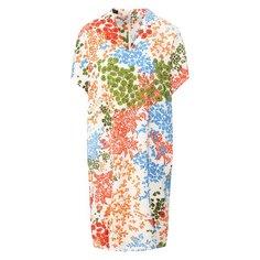 Платье с принтом Escada