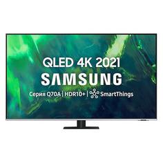 """Телевизор Samsung QE65Q70AAUXRU, 65"""", QLED, Ultra HD 4K"""