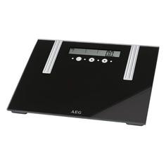 Напольные весы AEG PW 5571, до 150кг, цвет: черный [pw 5571 fa]