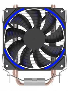 Кулер Aardwolf Serenity 460 Blue AS_460_120B (Intel S775/115X/1200/1700 AMD AM2/AM3/AM4)