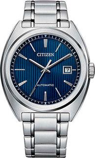 Японские наручные мужские часы Citizen NJ0100-71L. Коллекция Automatic