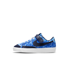 Кроссовки для дошкольников Nike Blazer Low 77 - Синий
